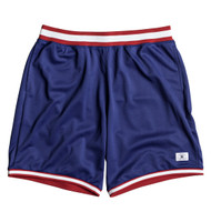 DC Shoe Co Eglinton Basketball Shorts - Sodalite Blue