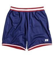 DC Shoe Co Eglinton Basketball Shorts - Sodalite Blue