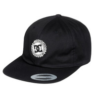 DC Core Twill Dad - Dad Cap - Black
