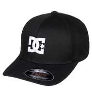 DC - Cap Star 2 - Flexfit Cap - Black