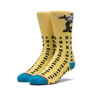 HUF X Felix The Cat Classic H Crew Socks