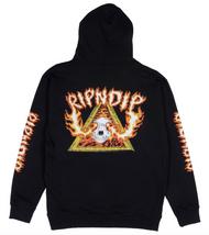 RIPNDIP Inferno Hoodie - Black