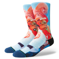 Stance X Street Fighter 2 Socks - Multi