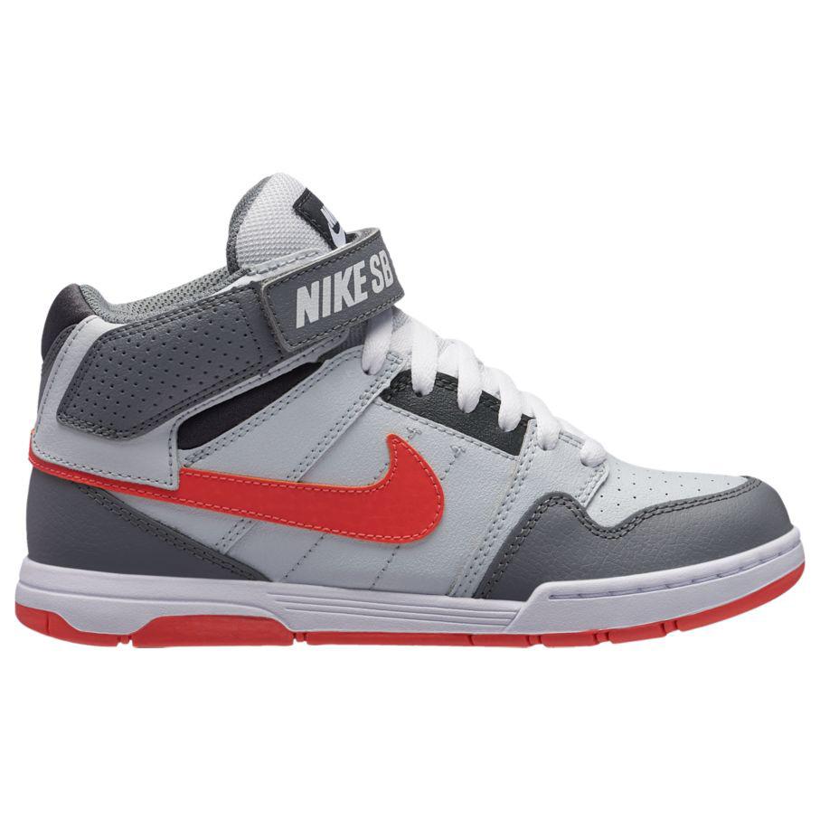 18e334c4e77b ... Boy s Nike SB Mogan Mid Top 2 JR - Skateboarding Shoe - Coral  Anthracite. Price  £42.95. Image 1