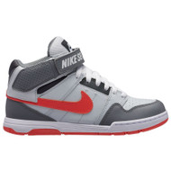 Nike SB - Boy's Nike SB Mogan Mid Top 2 JR - Skateboarding Shoe - Coral Anthracite