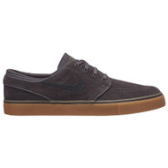 Nike SB - Men's Nike SB Air Zoom Stefan Janoski Skateboarding Shoe - Thunder Grey and Black