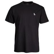 Santa Cruz T Shirt - Ghost Lady Tee - Black