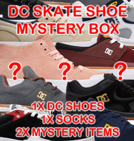 DC Skate Shoe Mystery Box
