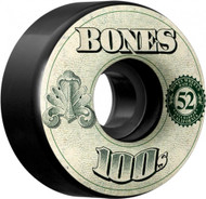 Bones Wheels OG 100's 11 V4 - Black