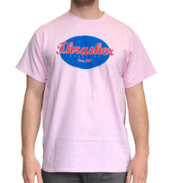 Thrasher Limited Edition Oval Tee - Pink