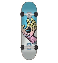 Santa Cruz Screaming Hand Pastel Complete Skateboard 8.00""