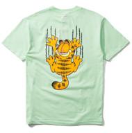 The Hundreds X Garfield Scratch Tee - Mint