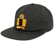 The Hundreds X Garfield Flag Snapback Hat - Black