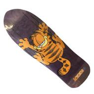 The Hundreds X Garfield Skateboard Deck - Purple