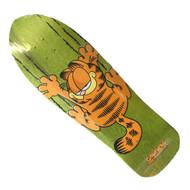 The Hundreds X Garfield Skateboard Deck - Green