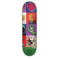 "Santa Cruz Ron English POPaganda Skateboard Deck 8.3"""