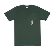 RIPNDIP Jungle Nerm Tee - Hunter Green