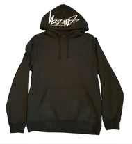 Stussy - Smooth Stock Applique Hood - Black