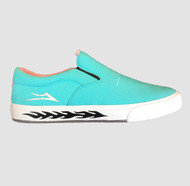 Lakai X Leon Karssen Owen Slip On Shoes - Sky Blue
