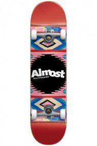 Almost - Native American - Complete Skateboard - 7.5""