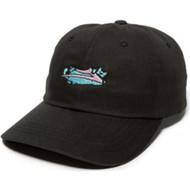 Lakai X Leon Karssen Dad Hat - Black