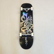 """Enuff Hologram Complete Skateboard 8.00"""" - Black"""