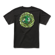 Primitive Rick And Morty Nuevo Portal Tee - Black