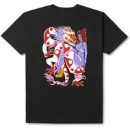 HUF - Chloe K Dragon S/S Tee - Black