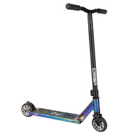 Crisp Surge Stunt Scooter - Neo Chrome / Black
