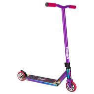 Crisp Surge Stunt Scooter - Neo Chrome / Pink