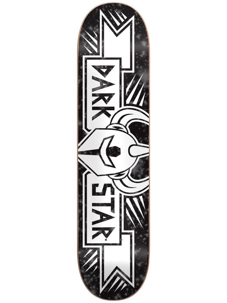 423b608d Darkstar Grand Black 8.25 Skateboard Deck