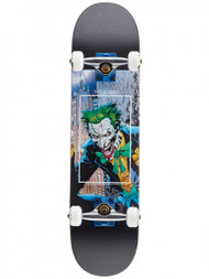 Almost Joker Fight Club Batman Kids Complete Skateboard 7.25""