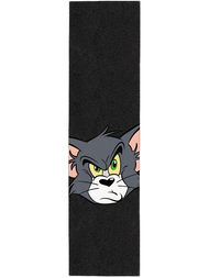 "Almost Tom & Jerry Face 9"" Skateboard Griptape Sheet"