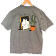 RIPNDIP Family Reunion Tee - Heather Grey