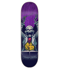 "Creature Skateboard Deck Wilkins Conductor 8.8"""