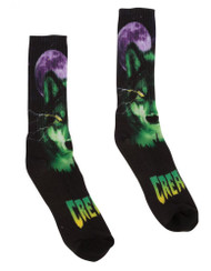 Creature Socks - Spirit Shroud Mini - Wolf Socks