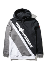 The Hundreds - Slope Pullover Hoody - Black