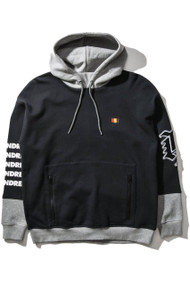 The Hundreds - Gloom Pullover Hoodie - Black