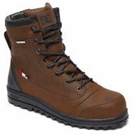DC Shoes Co Travis Waterproof Boots - Black/Brown/Black