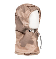 DC Hoodaclava Hooded Neck Warmer - Camo