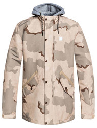 DC Union Snow Jacket - Camo
