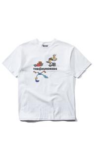 The Hundreds X Looney Tunes Acme TNT Tee - White