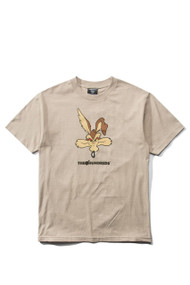 The Hundreds X Looney Tunes Wile-E Tee - Sand