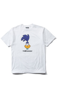 The Hundreds X Looney Tunes Road Runner Tee - White
