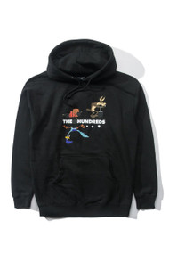 The Hundreds X Looney Tunes Dynamite Hoodie - Black