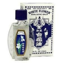 White Flower Analgesic Balm