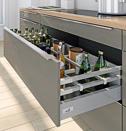 Drawer storage | kitchen storage ideas | drawer accessories