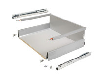 Drawer Without Optional Glass Inserts