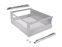 500mm Grey Antaro Inner Deep Drawer
