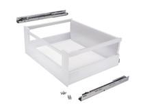 400mm White Antaro Inner Deep Drawer